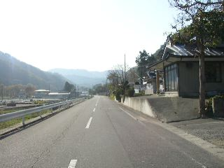 安家玉川線